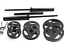 """Sets CAP Olympic 2/"""" Grip Weight Plates Barbells"""