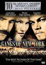 Gangs of New York (DVD, 2004, 2-Disc Set