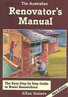The Australian Renovator's Manual by Alan Staines (Paperback, 2002)