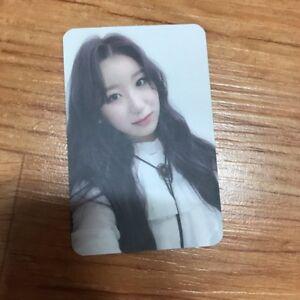 IZ*ONE Izone la vie en rose chaeyeon Broadcasting Photocard Photo Card