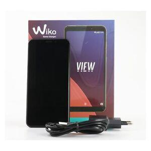Wiko-View-5-7-CELLULARE-SMARTPHONE-16gb-13mp-4g-FHD-Android-Nero-nuovo-232060