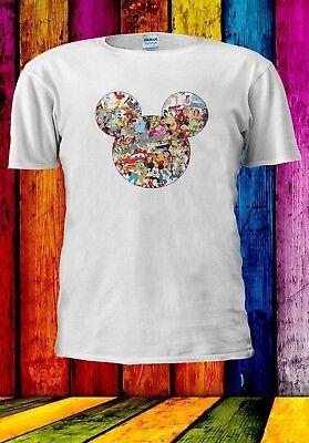 Mickey Mouse Thug Life Men Women Unisex TShirt T-shirt Vest Baseball Hoodie 2739