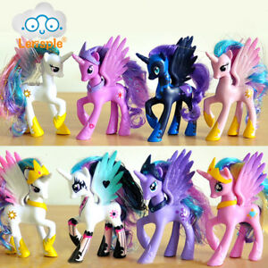 14cm My Arcoiris Luna Little Detalles Princesa Niños Juguete Celestia Pony Nighemare De 8nkPXZNwO0