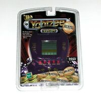 Handheld Yahtzee Hasbro Jackpot Game Sealed