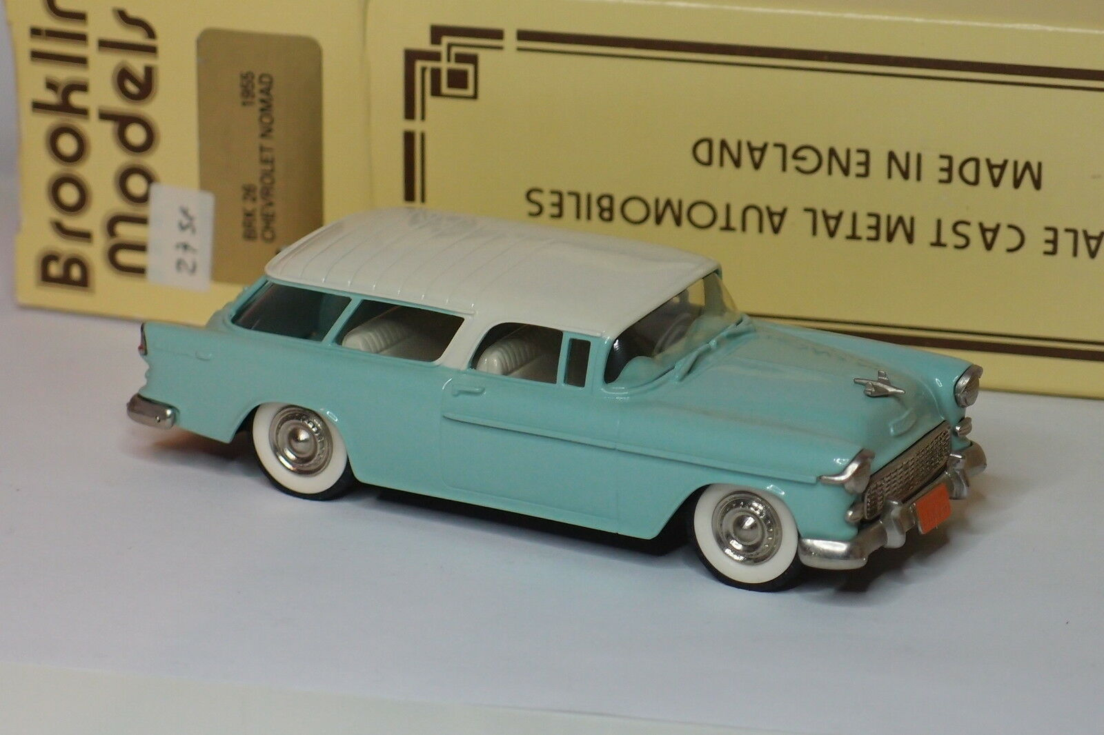 BROOKLIN BRK 26 1955 CHEVROLET NOMAD 1 43