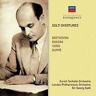 Solti dirigiert Ouvertüren von London Philharmonic,Tonhalle Orch.,Georg Solti (2016)