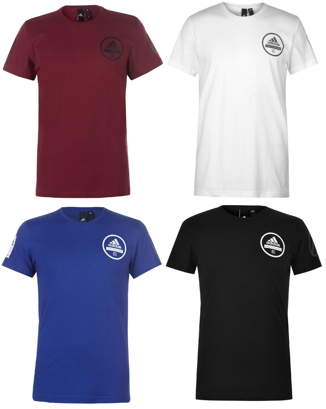 Adidas 360 T-Shirt T shirt Tshirt Kurzarm Herren Top Fitness Freizeit 0071  | Züchtungen Eingeführt Werden Eine Nach Der Anderen