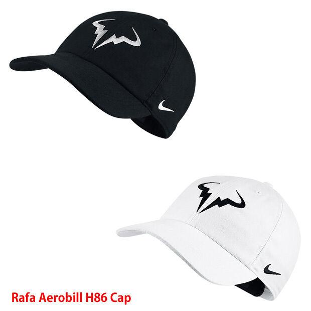 137108c89 Nike Court Tennis Men's Rafael Nadal Rafa Aerobill H86 Tennis Cap 850666