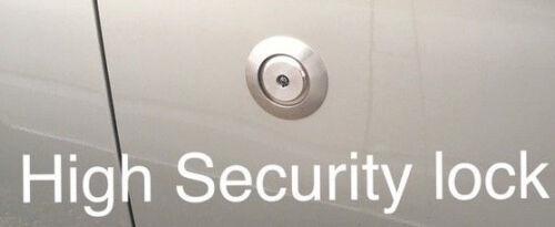 FORD TRANSIT CUSTOM REPLOCK SECURITY ANTI PICK DRIVERS DOOR LOCK UPGRADE KIT