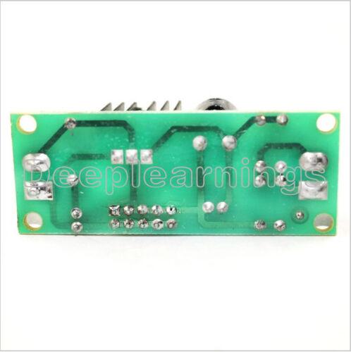 2pcs L7805 LM7805 Step Down Converter 7.5V-35V to 5V Regulator Module NEW
