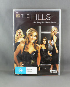 THE-HILLS-SEASON-3-DVD-2009-3-DISC-SET-IN-VERY-GOOD-CONDITION-R4-PAL
