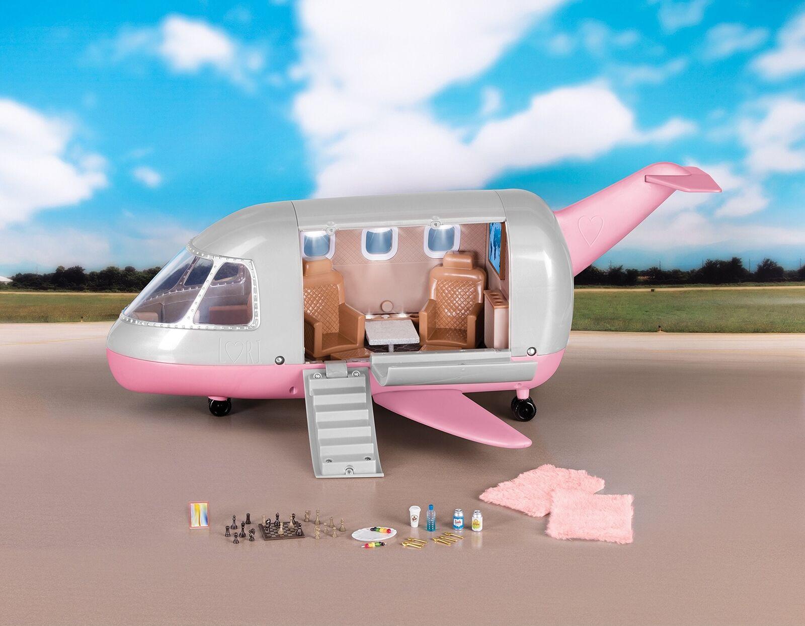 LORI in miniatura-Jet privato, lo37036z