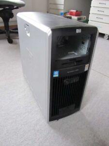 HP-Workstation-8200-Tower-Gehaeuse-PC-Gehaeuse