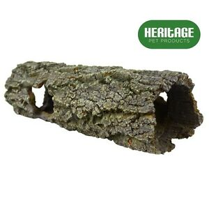 Heritage-TB093-Large-Tree-Log-Hide-Ornament-Fish-Tank-Aquarium-Decoration-30cm