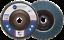 "200 Pack 4.5"" x 7//8/"" Professional 60 Grit Zirconia Flap Disc Grinding Wheels T29"
