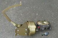 1932 Ford Car Street Rod Power Brake Booster Assembly + Proportioning Valve