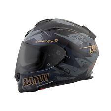 SCORPION EXO-T510 Cipher Sport Touring Motorcycle Helmet Black SIZE LARGE
