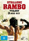 Rambo Trilogy (DVD, 2007, 3-Disc Set)