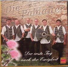 CD Die Paldauer / Der erste Tag nach der Ewigkeit - Volksmusik Album