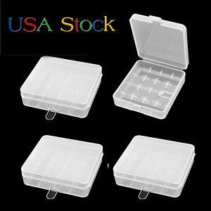 18650-Battery-Storage-Case-Box-Organizer-Holder-for-4x18650-Batteries-Pack-of-4