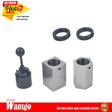 5c Collet Block Set Square Hex Rings Amp Collet Closer High Quality New