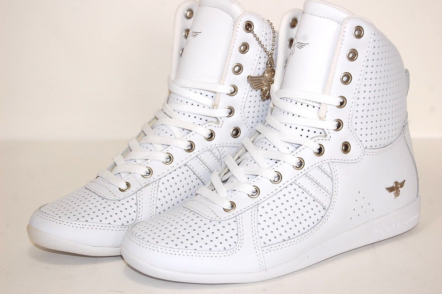 Creative Recreation WCR75HI18 W Gallo Hi White Women shoes