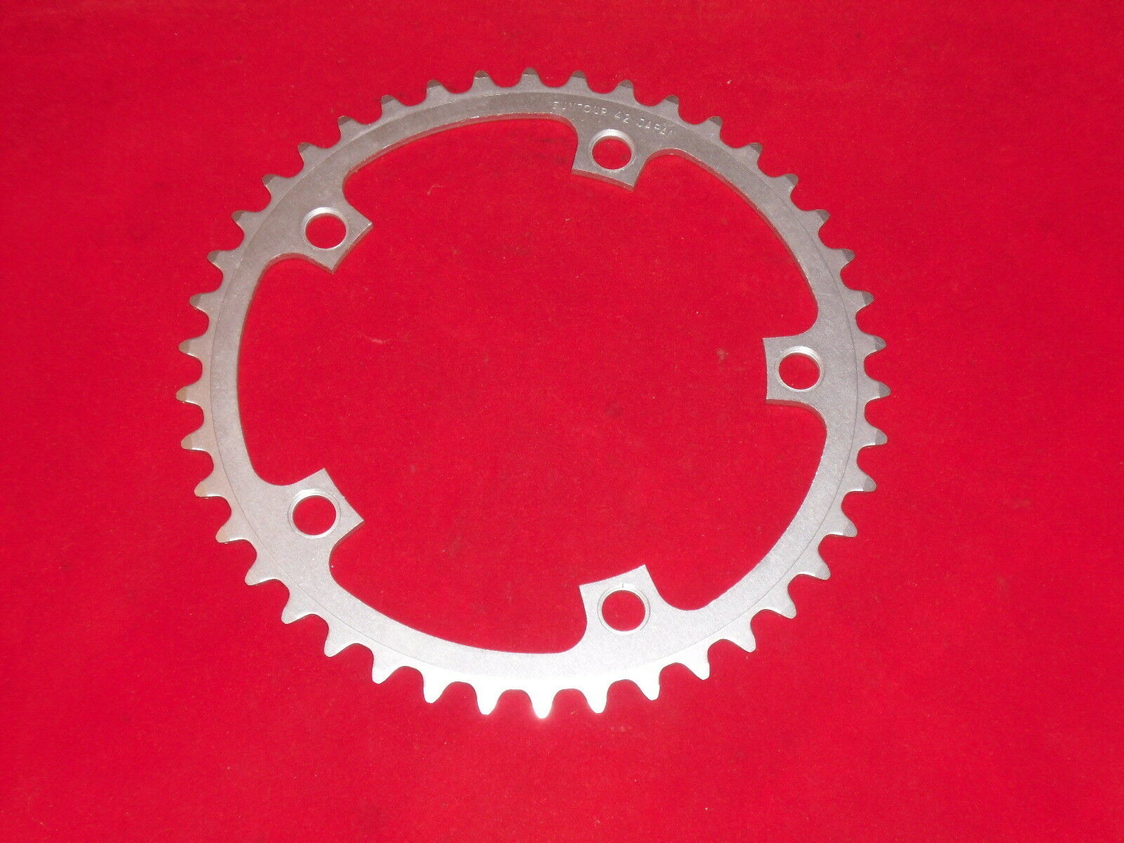 Vintage  Suntour Chain Ring 42 Tooth,130 BCD. NOS.  60% off