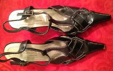 Marisa fashion, High Heels Pumps, schwarz, Gr 38, nur 1 x getragen
