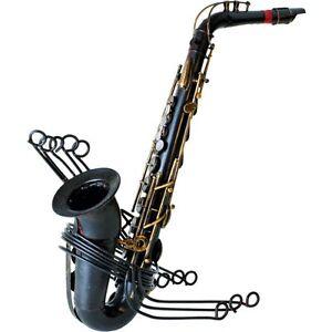 Jouet saxophone métal modèle trompette jouet vintage