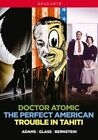 Contemporary American Operas: Doctor Atomic; The Perfect American; Trouble in Tahiti [Video] (2015)