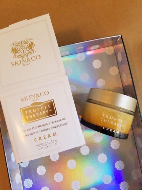 NEW Skin & Co Roma Truffle Therapy Anti-Age Regenerative Face Cream 1.7 oz FRESH