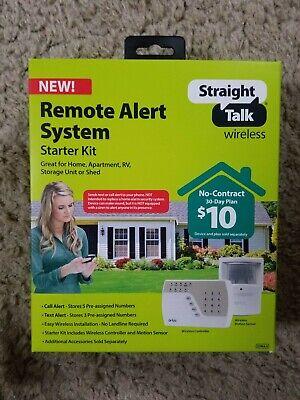 Indoor Security Alert Wireless Motion Sensor Driveway Alarm System Kit AH768