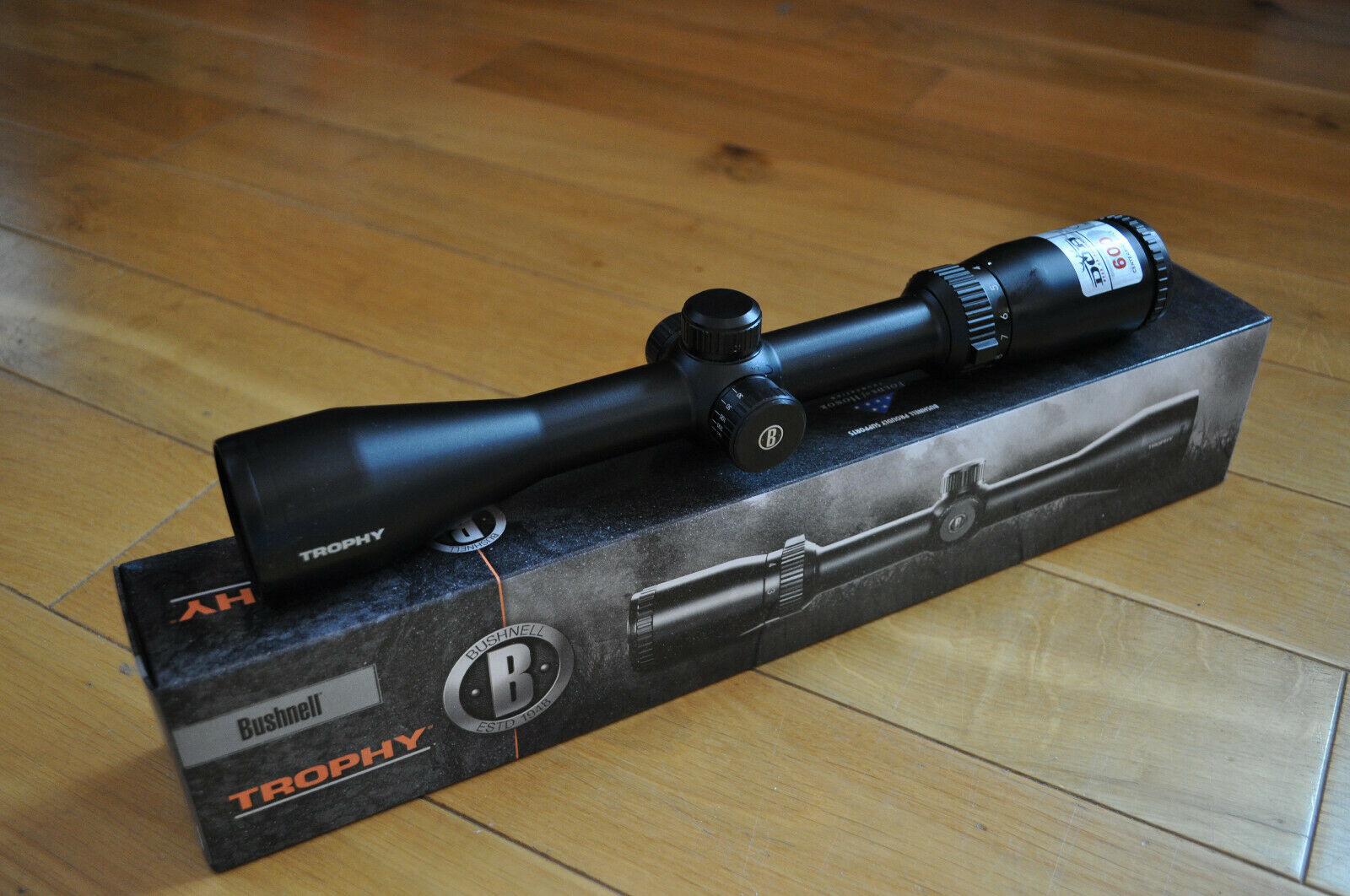 Bushnell Trophy XLT 4-12X40 AO DOA 600  Riflescope Zielfernrohr