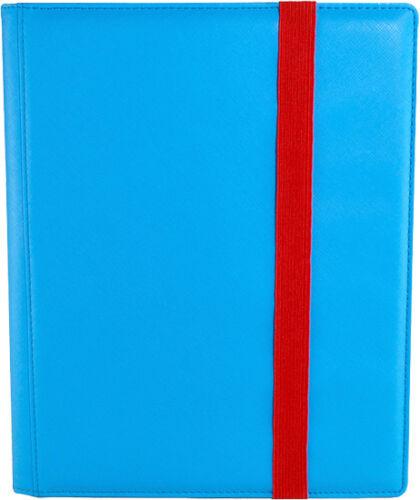DEX Binder 9 Pocket Portfolio Blue DEX Protection GAMING SUPPLY BRAND NEW