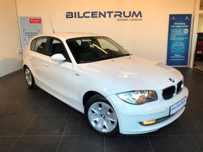 BMW 116i 1,6 Advantage 5d - 84.900 kr.