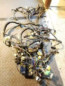 1991-GEO-TRACKER-SUZUKI-SIDEKICK-WIRING-HARNESS-1-6L-FUSE-BOX-Under-Dash-ENGINE