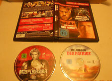 DVD Best of Hollywood Ritter aus Leidenschaft Der Patriot Mel Gibson H. Ledger..