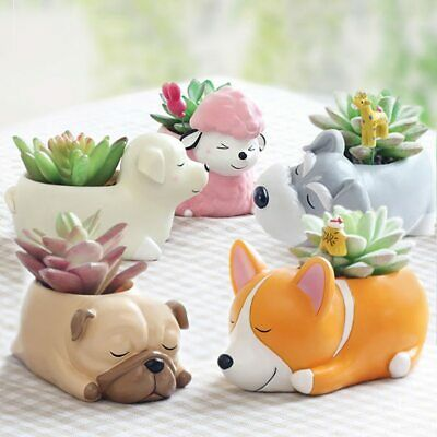 AnimalMall by AnimalMall New Silicone Mold Candlestick Concrete Flower Pot Mould Home Crafts Decorations Cement Candle Holder Tool 1 PCs Flowerpot Mold