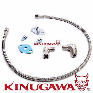 Kinugawa-Turbo-Oil-Feed-Line-Kit-DSM-VR-4-EVO-w-Garrett-T3-T4-T04B-T04E-T04S