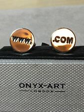 Cufflinks by Onyx Art. London