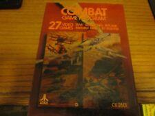 Combat (Atari 2600, 1977)