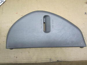 CHRYSLER-CONCORDE-00-2000-DASH-CAP-FUSE-COVER-DRIVER-LH-LEFT-OE-gray