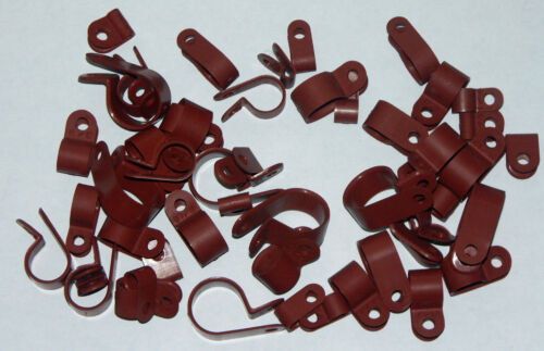 Assorted Cable Clamps  3//4 inch to 1//8 inch package of 50