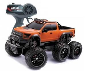 Hennessey Velociraptor 6x6 >> Details About Eztec 1 16 Scale Performance Rc Hennessey Velociraptor 6x6 Truck