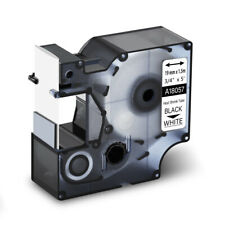 For Dymo Rhino 42005200 Heat Shrink Tube 18057 Industry Label Tape 34 X 5