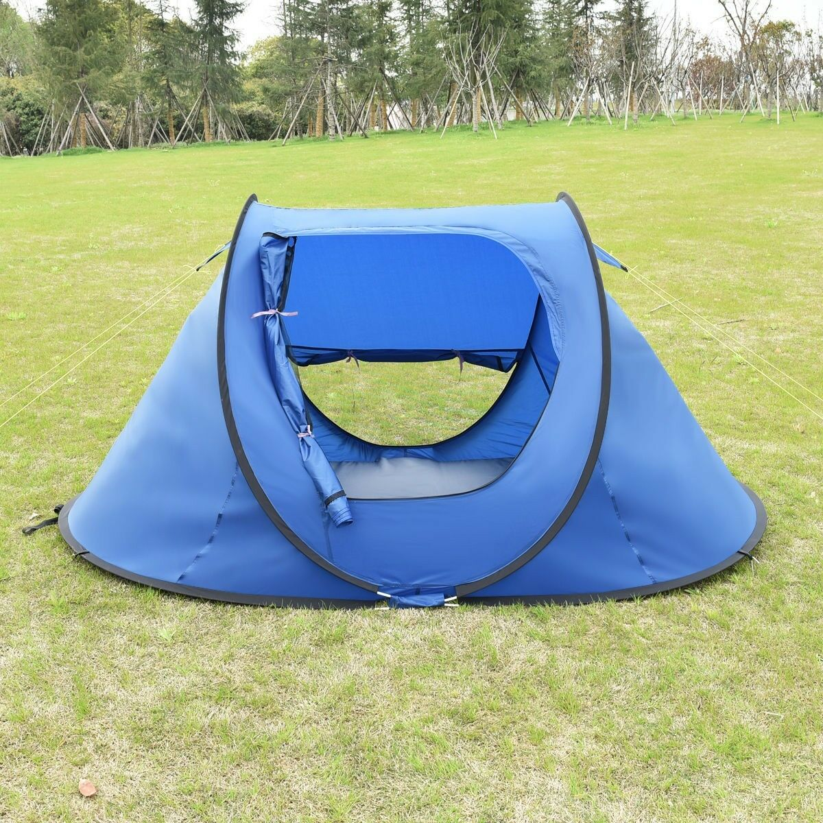 2-3 Persons Waterproof Camping  Tent Outdoor Hiking Travel Family Tent 2 colors  quality first consumers first