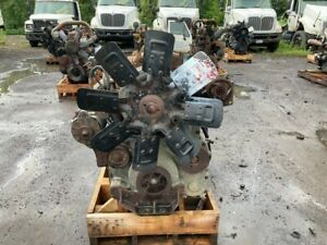 1984 Cummins LTA10 Diesel Engine. 240HP. All Complete and Run Tested
