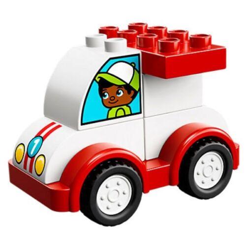 LEGO DUPLO 10860 MEIN ERSTES RENNAUTO RENN AUTO NEU