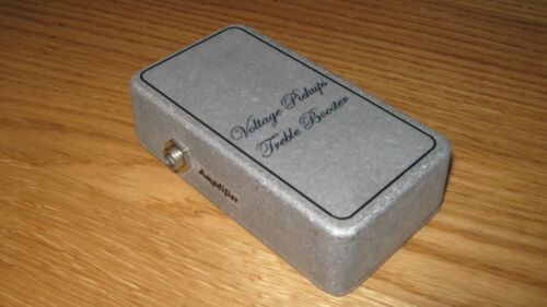 Treble Booster Electric Guitar Effect Pedal Brian May Red Special Style