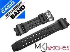 Casio G-9200 G-shock Reloj Correa de banda de goma GW-9200 Negro Original